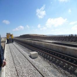 La ligne ferroviaire Boughezoul-Tissemsilt opérationnelle avant fin 2017