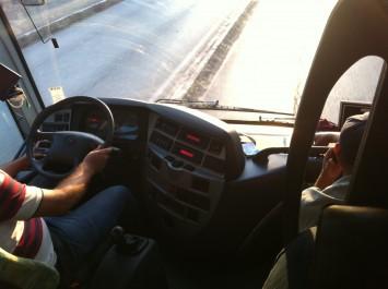 Relizane: Manque d'aménagement à l'arrêt de fourgons et minibus
