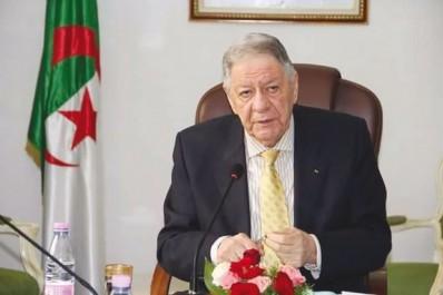 Ould Abbès à propos de la candidature du premier ministre: «Ne me posez pas ces questions gênantes»