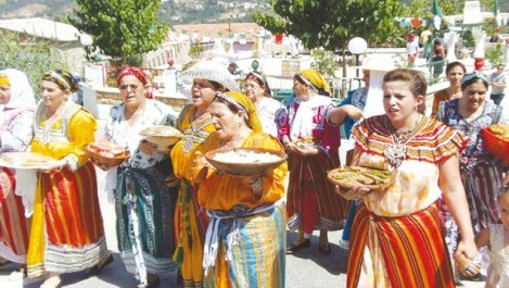 Yennayer 2967 l'an I de tamazight langue nationale et officielle