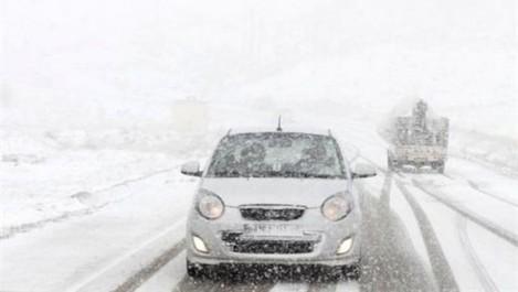 La région nord de la wilaya de Sétif bloquée à cause de la neige (GN)