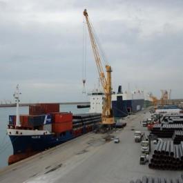 Jijel: L'exportation du port Djendjen vers l'Italie bientôt concrétisée