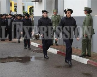 Visite guidée à l'école des cadets de la nation de Blida:  Une journée avec l'élite de demain