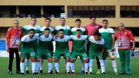 Foot/Mondial militaire 2017: face à l'Egypte, l'Algérie veut poursuivre sur sa lancée