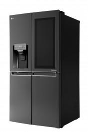 LG lève le voile sur son réfrigérateur intelligent Instaview doté la plate-forme Webos et de la technologie de visualisation à distance