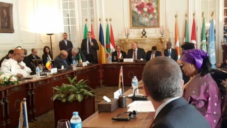 Début de la réunion des pays voisins de la Libye au Caire