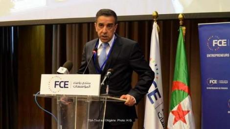 Interview d'Ali Haddad, président du FCE par Oxford Business Group