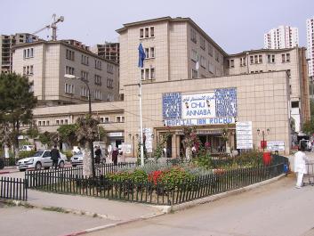 L'Usma visite les établissements hospitaliers de Annaba