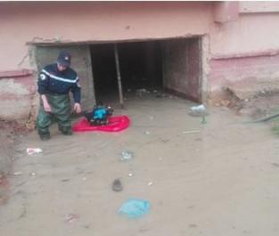 Risques découlant des catasrophes naturelles: Les inondations sont-elles prises en compte?