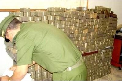 L'Inspection régionale de la police de l'Ouest dresse son bilan: Plus de 20 tonnes de kif saisies, en 2016