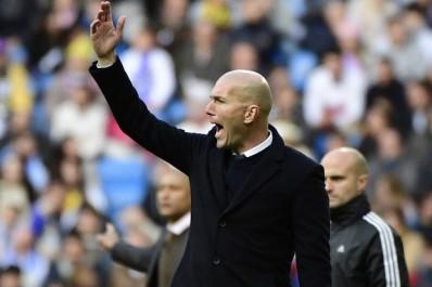 Real – Zidane :»On a l'impression de jouer le maintien»