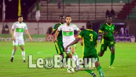 Algérie 3 – Mauritanie 1 : Pas rassurant…………….