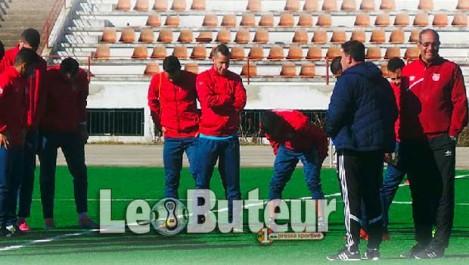 CRB : Badou Zaki : «Nous avons les moyens de ramener un résultat positif de Saoura»