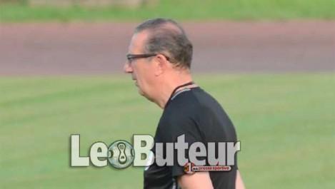 EN : Blessures, l'état d'esprit du groupe et le match face à la Tunisie ; Leekens déballe tout (Vidéo)