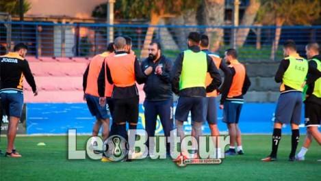 ESS : Madoui : «L'annulation du match est le seul point noir»