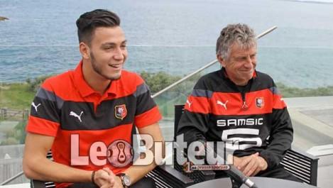 Gourcuff : «Bensebaïni est revenu blessé de la CAN»