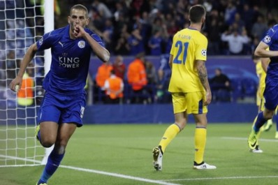 Leicester : Une grosse offre chinoise pour Slimani ?