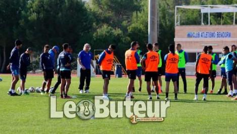 MCA  / Mouassa : «Les gars, concentrez-vous ou bien j'arrête la partie !»