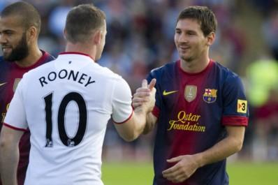 Messi : « Rooney est un joueur spécial de cette génération »