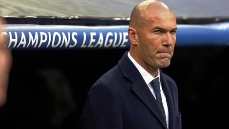 Real : Zidane a du mal à digérer la défaite