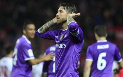 Real : Zidane prend la défense de Sergio Ramos