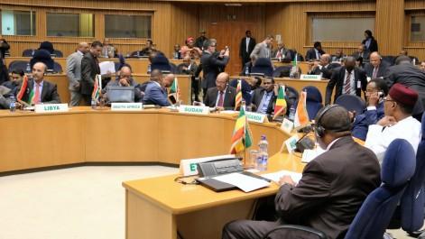Paix et de sécurité à l'UA : réunion lundi à Addis Abeba sur la situation au Sahara Occidental