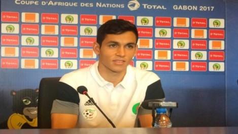 Mandi : «Prêt à assumer mon nouveau rôle de capitaine».