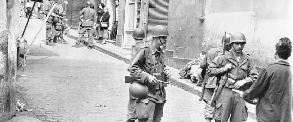 Il y a 60 ans, la bataille d'Alger
