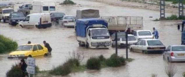 Intempéries: retour progressif à la normale dans les wilayas touchées