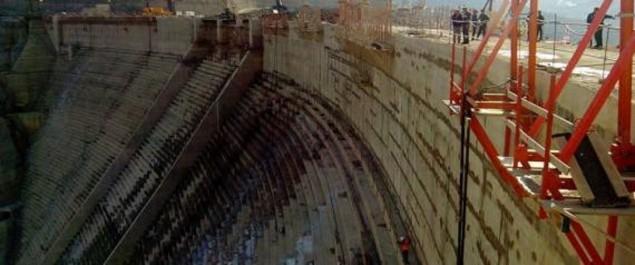 6 nouveaux barrages seront réceptionnés en 2017