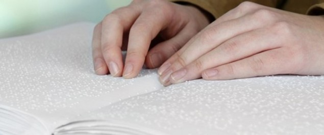 Plus de 600 lycéens non-voyants bénéficient de manuels en Braille dès la prochaine rentrée scolaire
