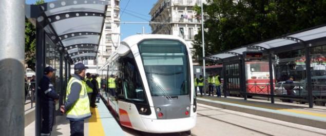 Livraison en avril du tramway de Sidi Bel-Abbès