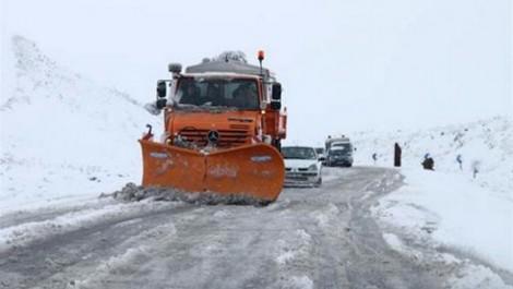 Blida : Réouverture des routes bloquées par la neige