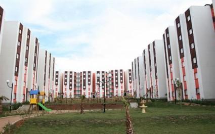 Logements: maintien de la cadence malgré les difficultés financières