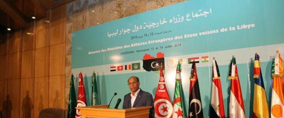 Début de la réunion des pays voisins de la Libye au Caire.
