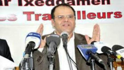 Le Pt appelle à la vigilance: M.Taâzibt estime qu'il s'agit d'une manipulation de l'étranger qui vise à déstabiliser le pays.