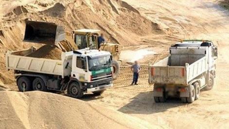 Mostaganem: 3 pilleurs de sable arrêtés à Khadra