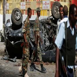 Somalie : Au moins de sept morts et plusieurs blessés dans une double explosion près d'un hôtel de Mogadiscio