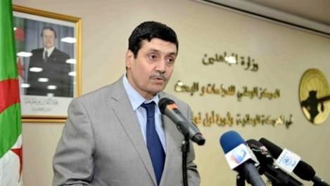 Tayeb Zitouni à partir d'Oran: «Il faut respecter les moudjahidine»