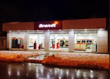 Encore plus proche de vous: Brandt Algérie inaugure quatre nouveaux Stores