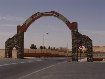 Tindouf: La nouvelle aérogare réceptionnée le 1er semestre 2017.