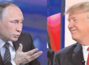 Entretien téléphonique Poutine-Trump: Un «pas important»