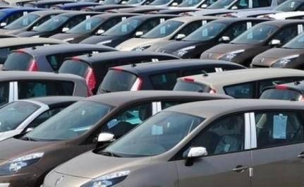 Pas de véhicules neufs avant mars 2017