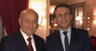 Rebrab plus proche de Macron que Haddad