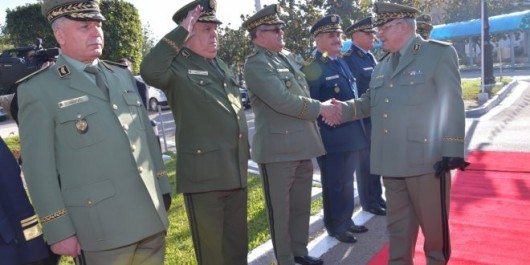 Défense : Gaïd Salah préside la réunion annuelle des cadres de l'appareil de formation de l'ANP