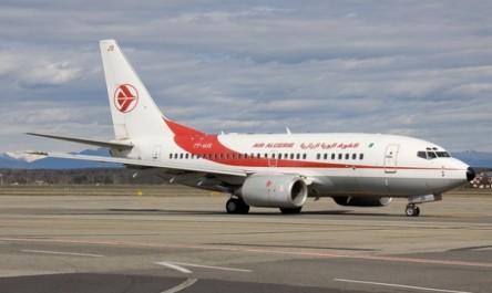 Vents dans le sud: Air Algérie prendra toutes les mesures pour faciliter le trafic aérien