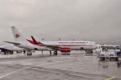 Les vols vers Alger déroutés vers d'autres aéroports en raison des vents violents (Air Algérie)