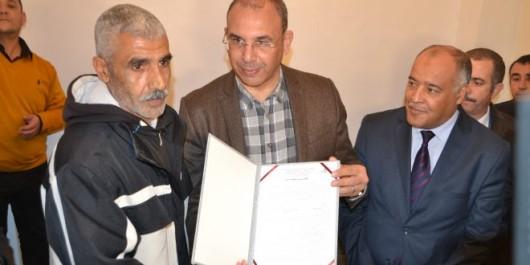 Oued Tlélat: Relogement de plus de 300 familles des Planteurs