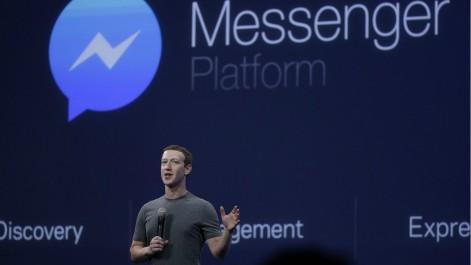 On peut désormais faire des transferts d'argent vers l'étranger via Facebook Messenger
