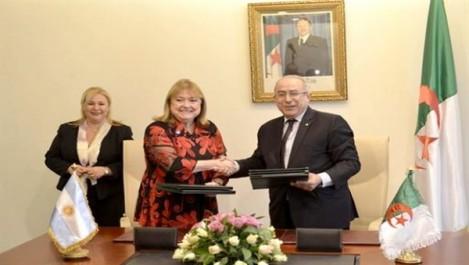 Lamamra: les relations entre l'Algérie et l'Argentine «empreintes de confiance et de respect mutuel»
